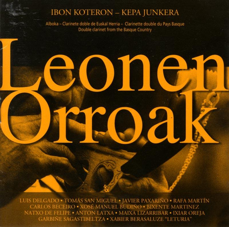 Leonen orroak