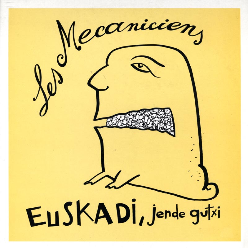 Euskadi, jende gutxi
