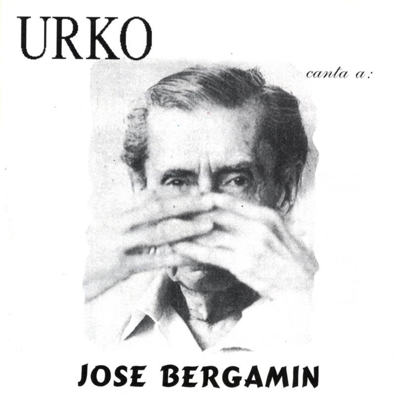 Urko canta a José Bergamín