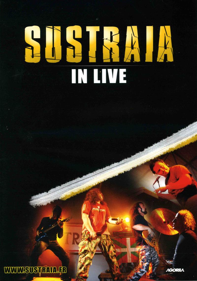 Sustraia in Live