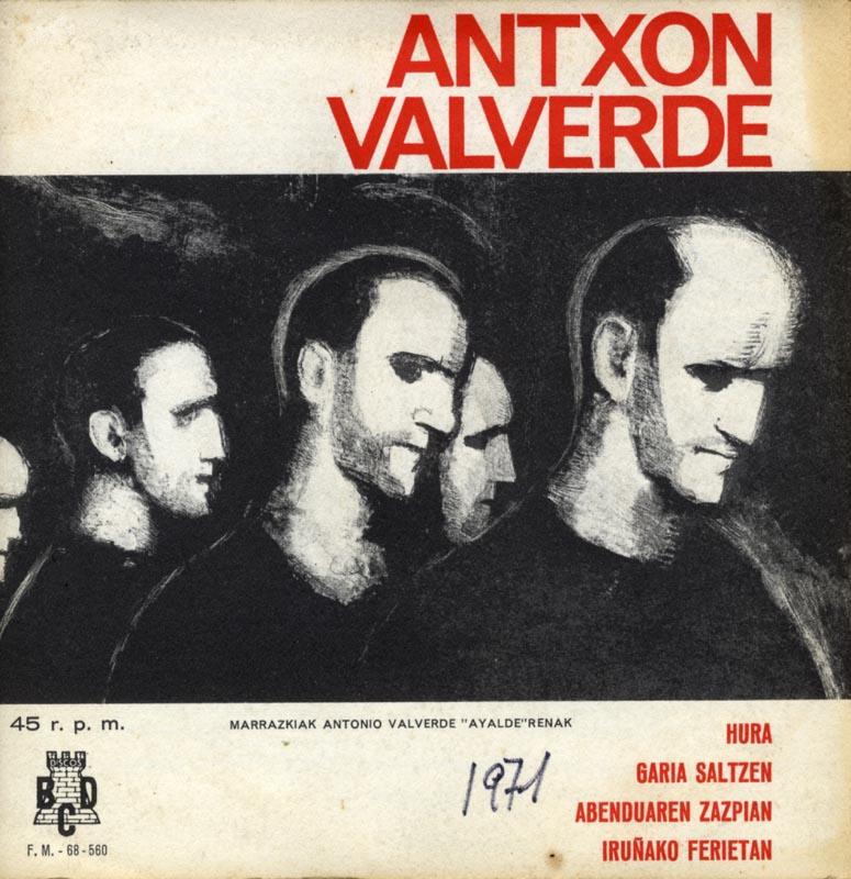 Antxon Valverde