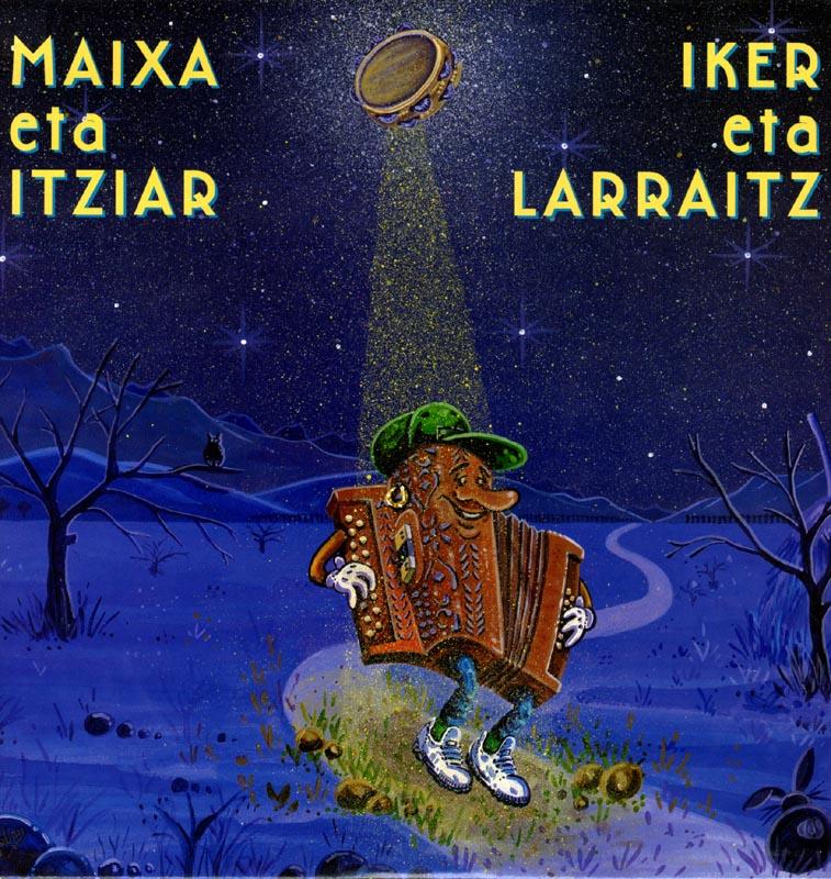 Iker eta Larraitz