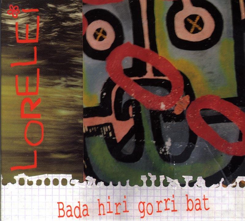 Bada hiri gorri bat