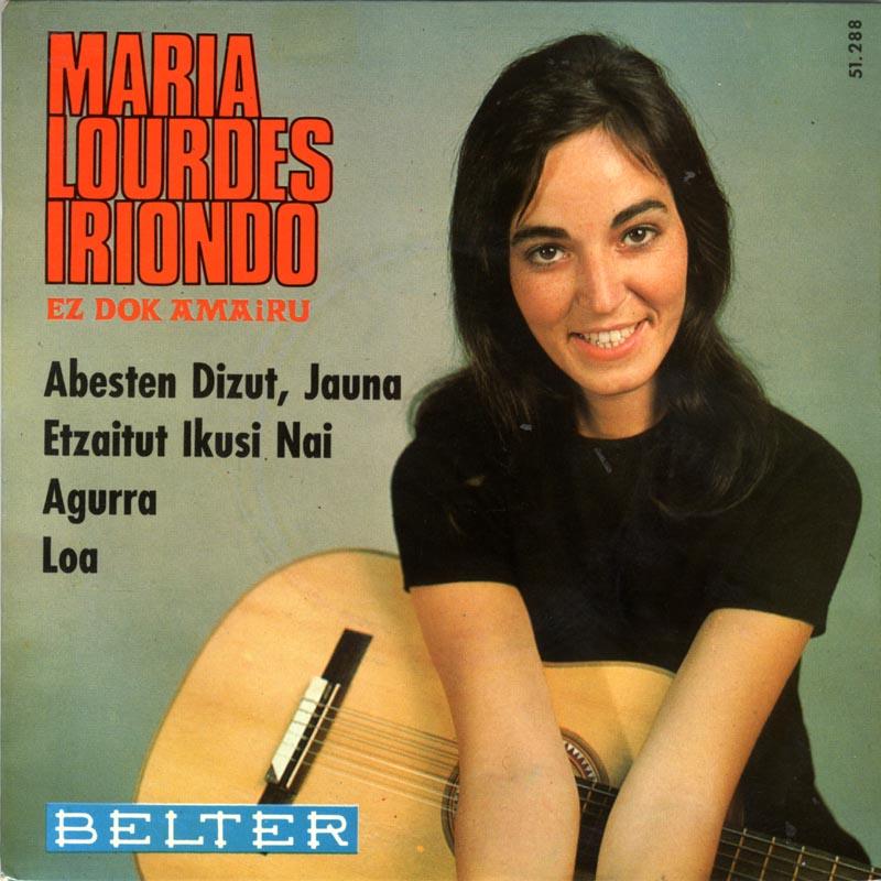 Maria Lourdes Iriondo