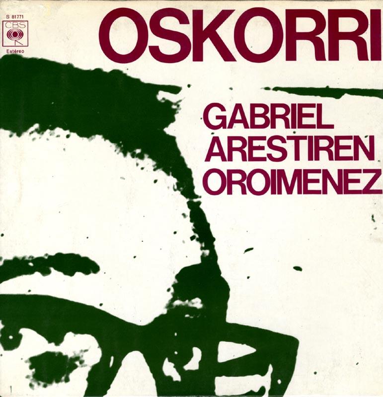 Gabriel Arestiren oroimenez