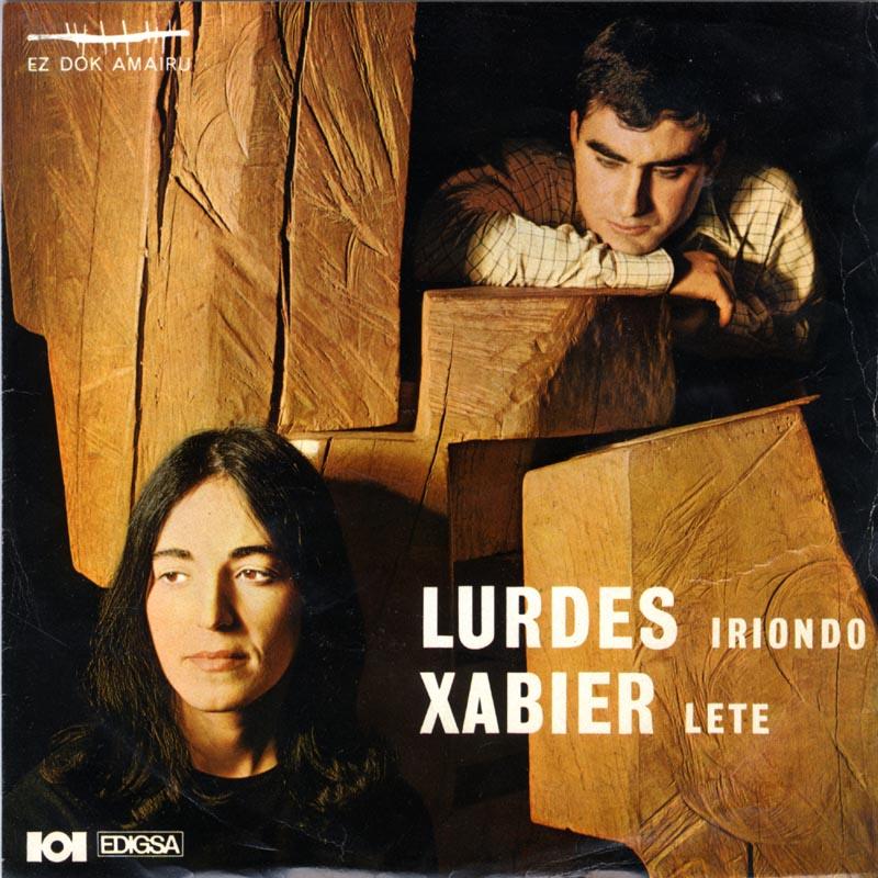 Lourdes Iriondo-Xabier Lete