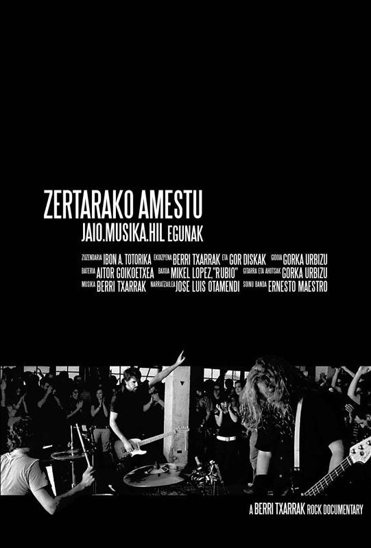 Zertarako amestu