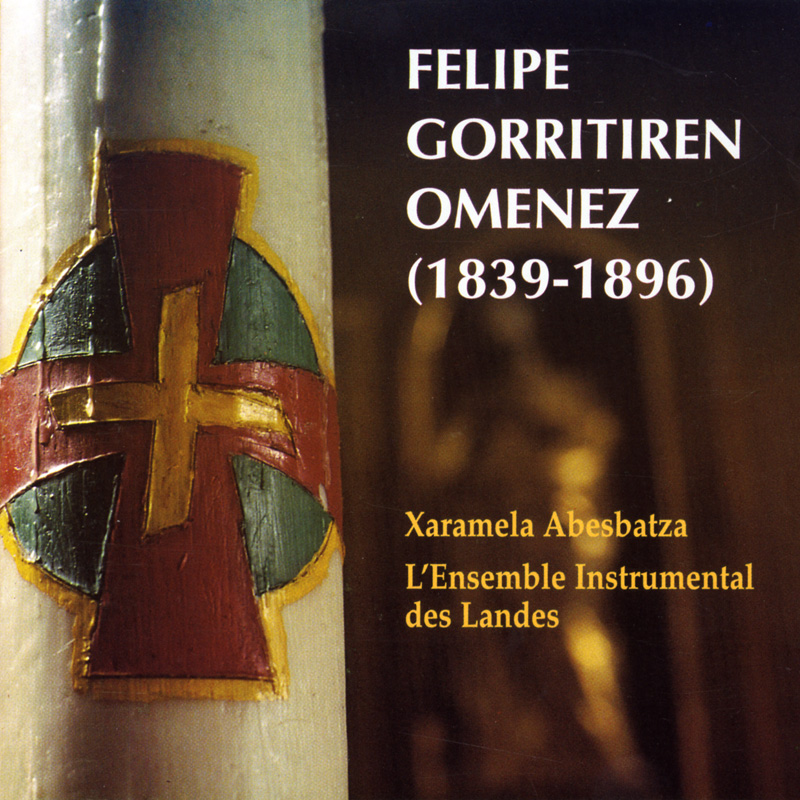 Felipe Gorritiren omenez (1839-1896)