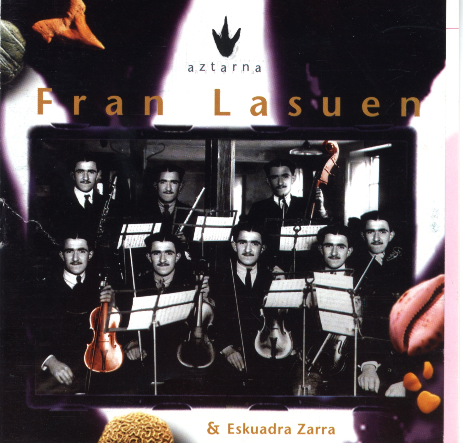 Fran Lasuen & Eskuadra Zarra