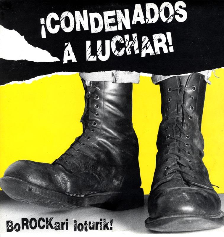 ¡Condenados a luchar-Borockari loturik! (Askoren artean)