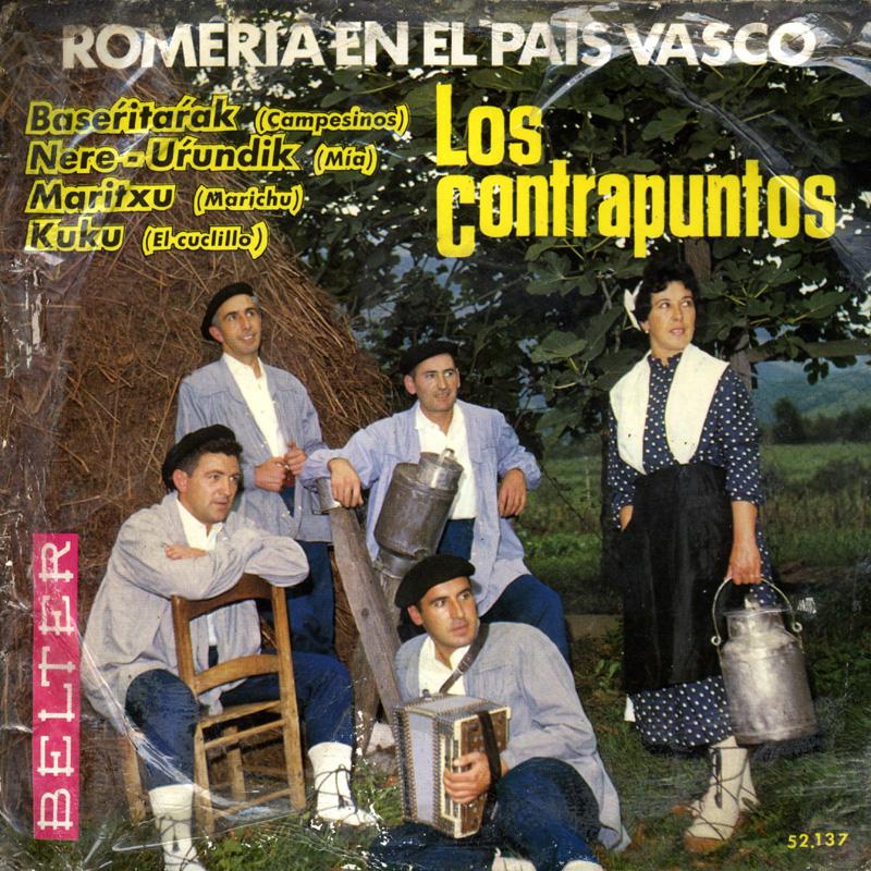 Romería en el País Vasco