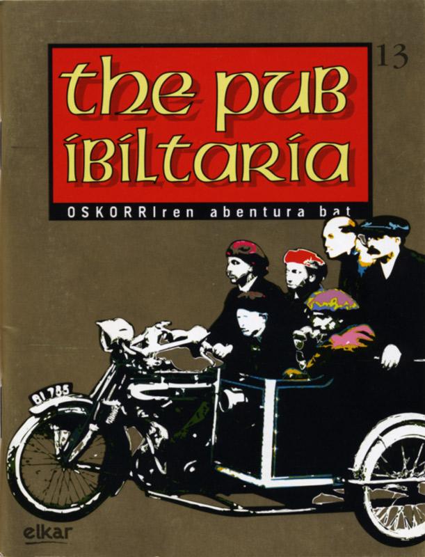 Oskorri & The Pub Ibiltaria 13