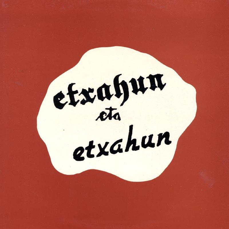 Etxahun eta Etxahun