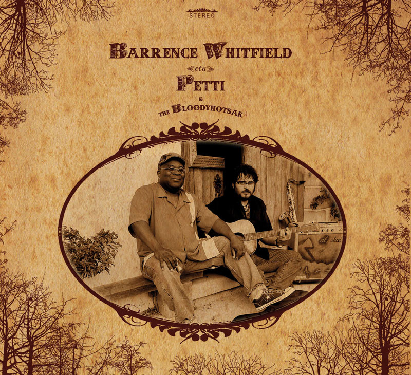 Petti eta Barrence Whitfield